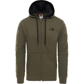 The North Face Open Gate Sudadera Cremallera Completa Hombre, new taupe green